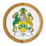 Escudo de la familia de Inge