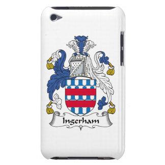 Escudo de la familia de Ingerham Case-Mate iPod Touch Cobertura