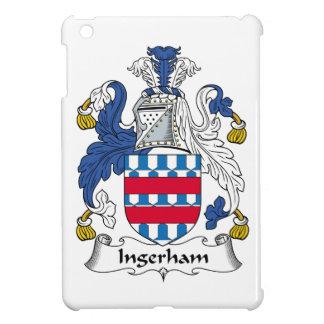 Escudo de la familia de Ingerham iPad Mini Cobertura