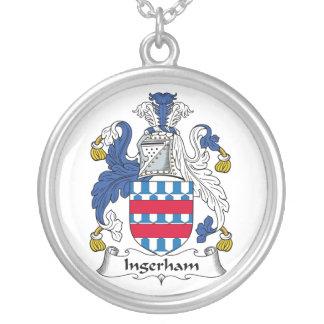 Escudo de la familia de Ingerham Pendientes