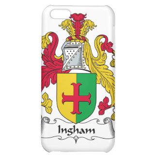 Escudo de la familia de Ingham