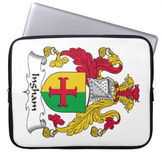 Escudo de la familia de Ingham Funda Ordendadores