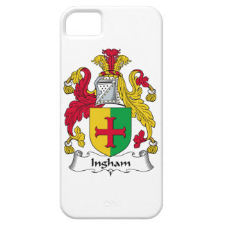 Escudo de la familia de Ingham iPhone 5 Protector