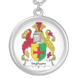 Escudo de la familia de Ingham Joyeria