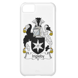Escudo de la familia de Ingleby Funda Para iPhone 5C