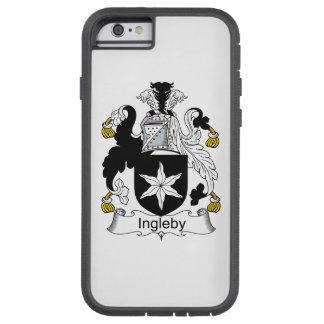 Escudo de la familia de Ingleby Funda Para iPhone 6 Tough Xtreme