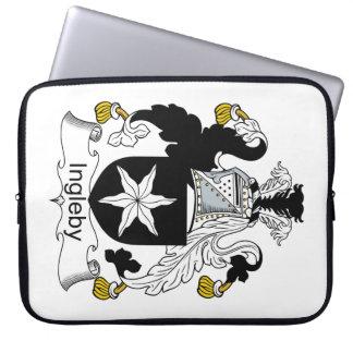 Escudo de la familia de Ingleby Fundas Computadoras