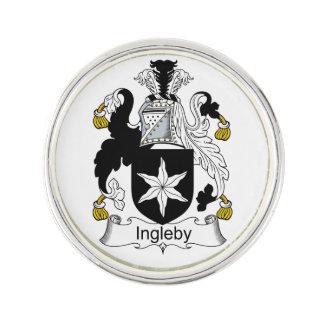 Escudo de la familia de Ingleby Insignia