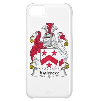 Escudo de la familia de Ingledew Funda Para iPhone 5C