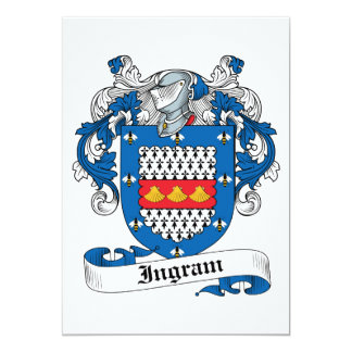 Escudo de la familia de Ingram Comunicados