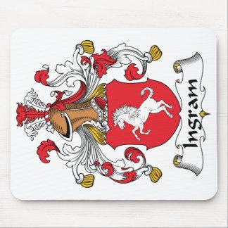 Escudo de la familia de Ingram Tapete De Ratones