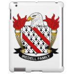 Escudo de la familia de Iredell