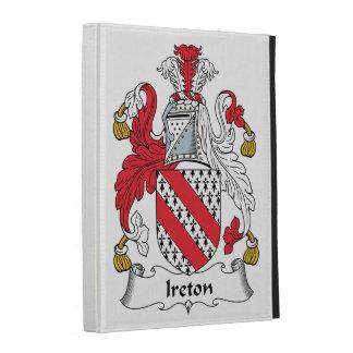 Escudo de la familia de Ireton