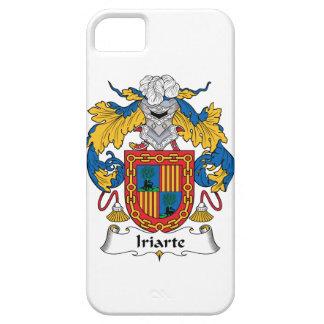 Escudo de la familia de Iriarte iPhone 5 Coberturas
