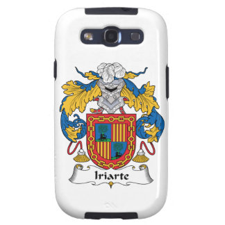 Escudo de la familia de Iriarte Samsung Galaxy S3 Cobertura