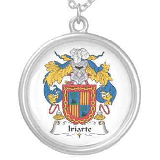 Escudo de la familia de Iriarte Grímpola