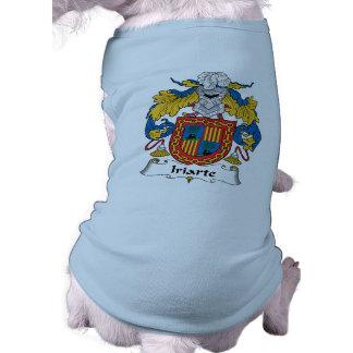Escudo de la familia de Iriarte Prenda Mascota