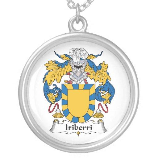Escudo de la familia de Iriberri Collares