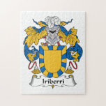 Escudo de la familia de Iriberri Puzzles Con Fotos