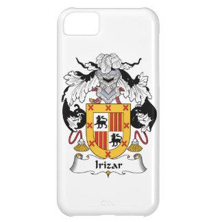 Escudo de la familia de Irizar Funda Para iPhone 5C