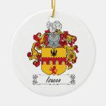 Escudo de la familia de Isacco Adorno Para Reyes