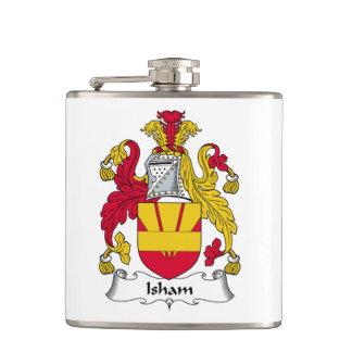 Escudo de la familia de Isham