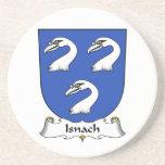 Escudo de la familia de Isnach Posavaso Para Bebida
