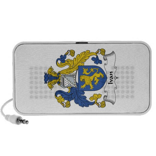 Escudo de la familia de Ivan Altavoz