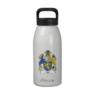 Escudo de la familia de Ivan Botella De Agua