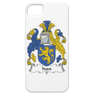 Escudo de la familia de Ivan iPhone 5 Case-Mate Cárcasas