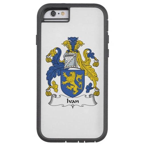 Escudo de la familia de Ivan Funda De iPhone 6 Tough Xtreme
