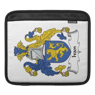 Escudo de la familia de Ivan Fundas Para iPads