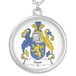 Escudo de la familia de Ivan Grímpola