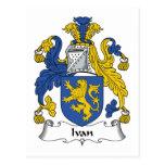 Escudo de la familia de Ivan Postales