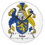 Escudo de la familia de Ivan Relojes
