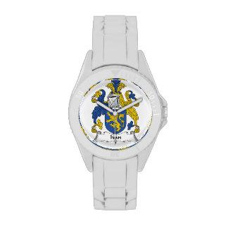 Escudo de la familia de Ivan Relojes De Pulsera