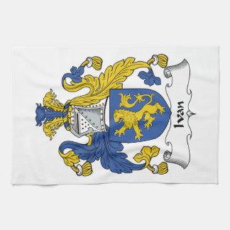 Escudo de la familia de Ivan Toalla