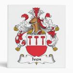 Escudo de la familia de Iven