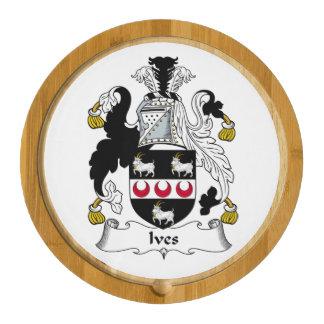 Escudo de la familia de Ives