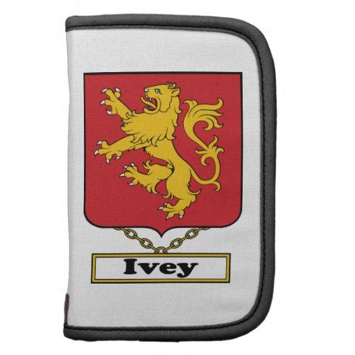 Escudo de la familia de Ivey Organizadores