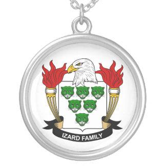 Escudo de la familia de Izard Grimpola