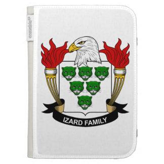 Escudo de la familia de Izard
