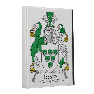 Escudo de la familia de Izzard