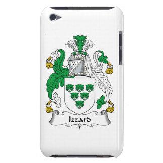 Escudo de la familia de Izzard iPod Touch Case-Mate Cárcasa
