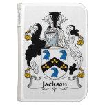 Escudo de la familia de Jackson