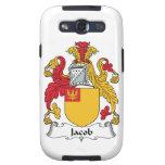 Escudo de la familia de Jacob Samsung Galaxy S3 Cárcasa