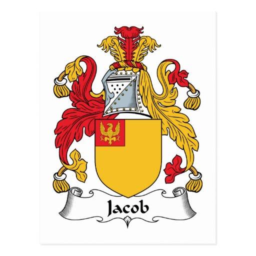 Escudo de la familia de Jacob Postal