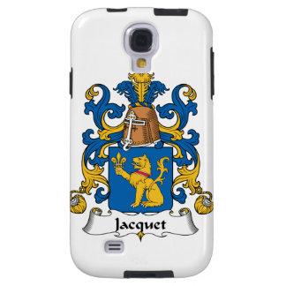 Escudo de la familia de Jacquet