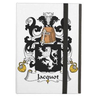 Escudo de la familia de Jacquot