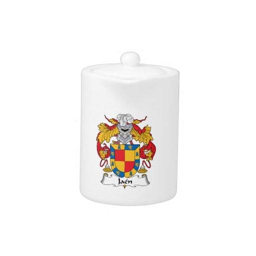 Escudo de la familia de Jaén